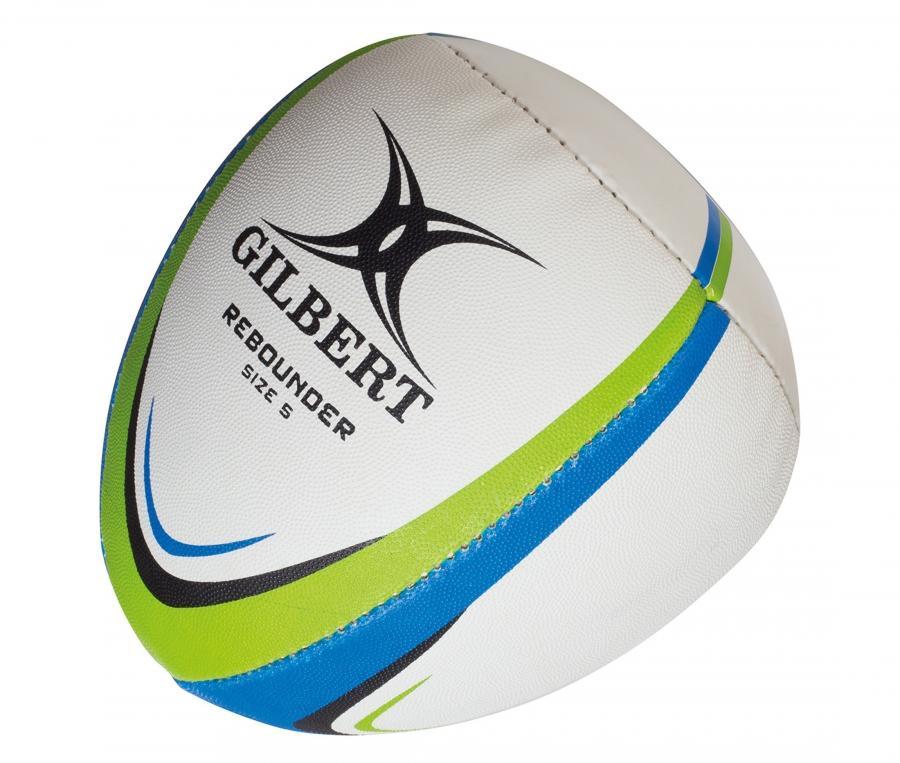 Ballon Gilbert Match Rebounder T.5 Blanc