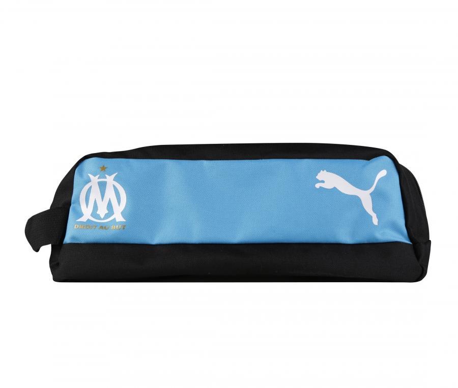 OM Puma Shoe Bag Black/Blue