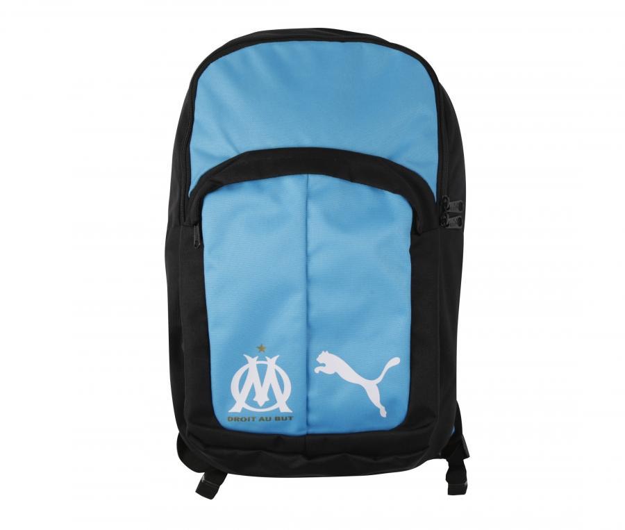 OM Football Pro Training II Backpack Blue/Black