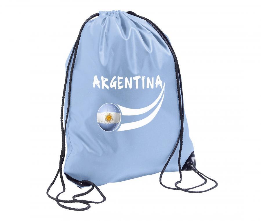 Sac de Gym Argentine Bleu