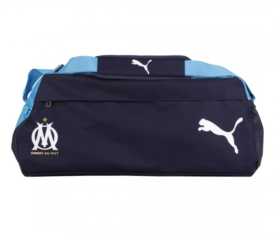 Bolso de Entrenamiento Puma OM Team Final Medium Azul