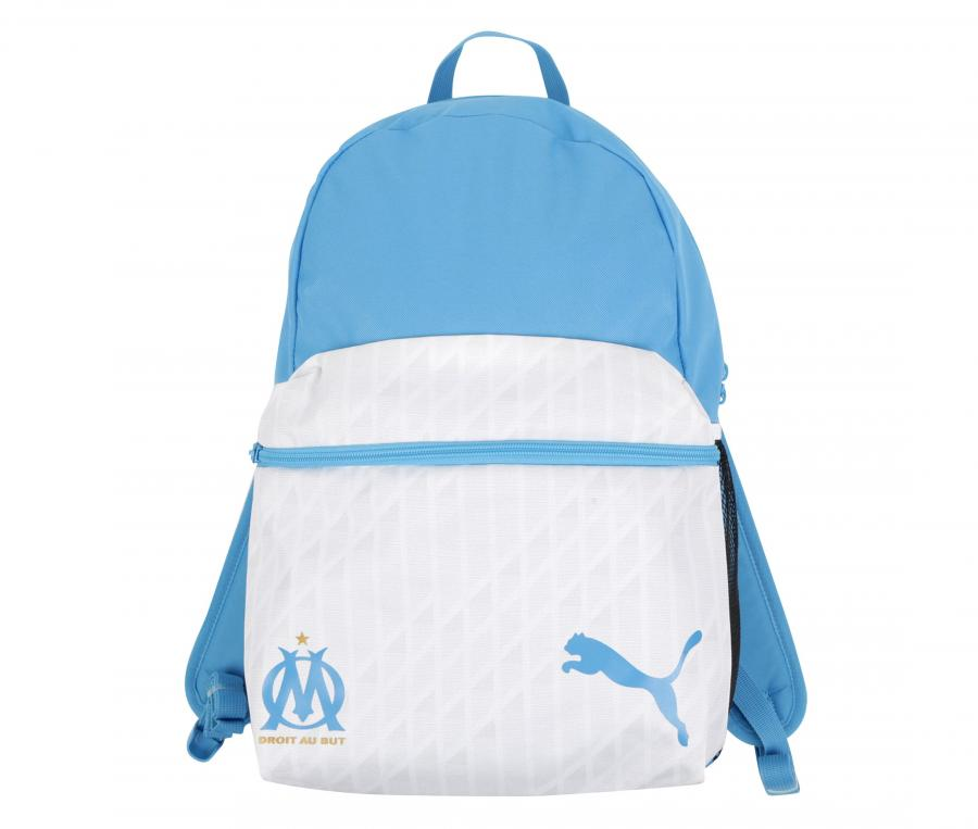 Mochila Puma OM Core Azul/Blanco