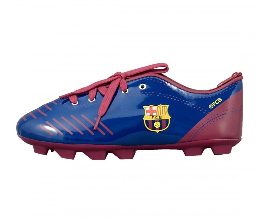 Trousse Chaussure Barça Bleu