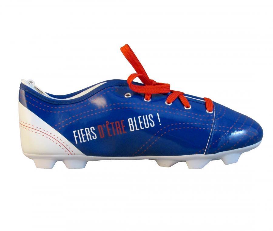 Trousse Chaussure FFF Bleu/Blanc