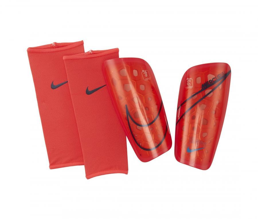 Protège-Tibias Nike Mercurial Lite Rouge