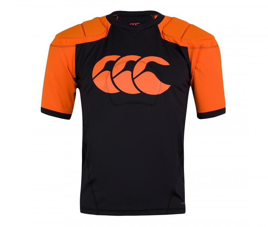 Epaulières Canterbury Vapodri Raze Noir/Orange