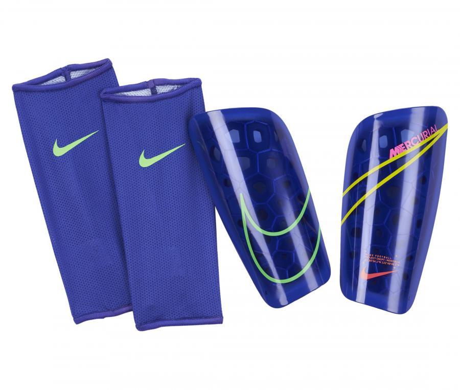 Protège-Tibias Nike Mercurial Lite Bleu