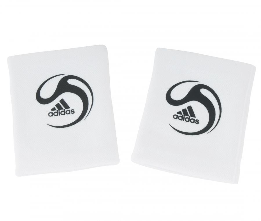 Maintien Protège-Tibias adidas Blanc