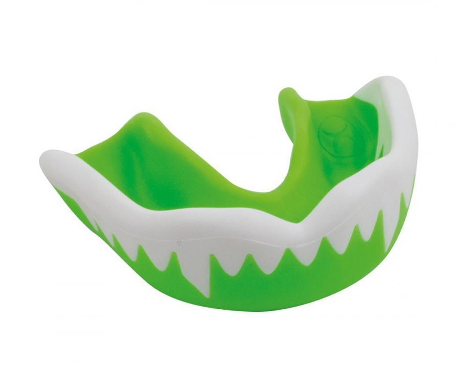 Protège-dents Gilbert Viper Vert/Blanc