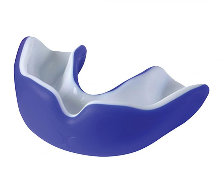 Protège-dents Gilbert Virtuo Dual Density Bleu/Blanc