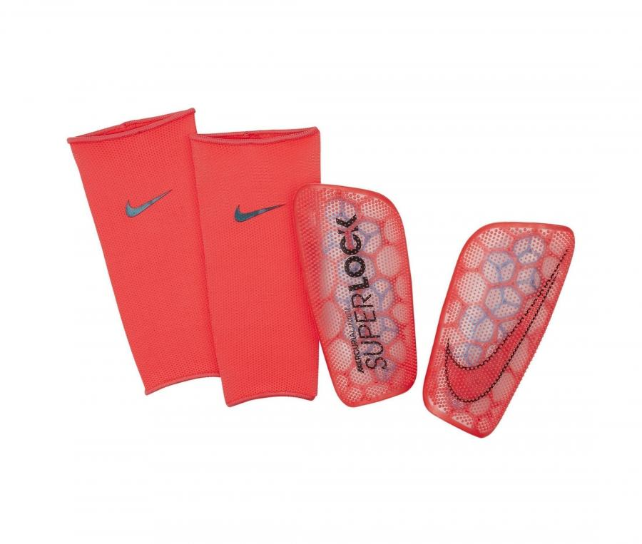 Protège-tibias Nike Mercurial FlyLite Superlock Orange