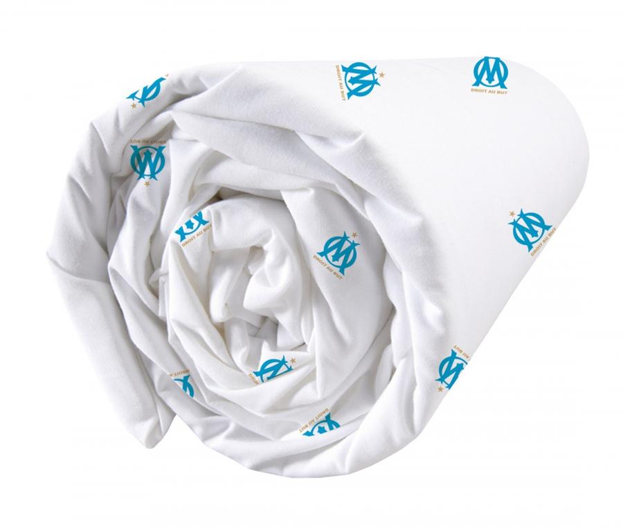 OM Fitted sheet 1 Place White