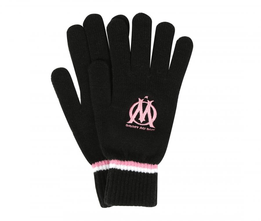 OM Supporter Kid's Gloves Black