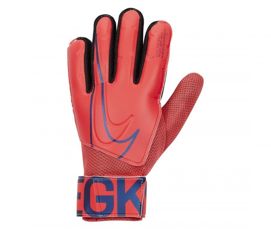 Gants gardien Nike Match Rouge