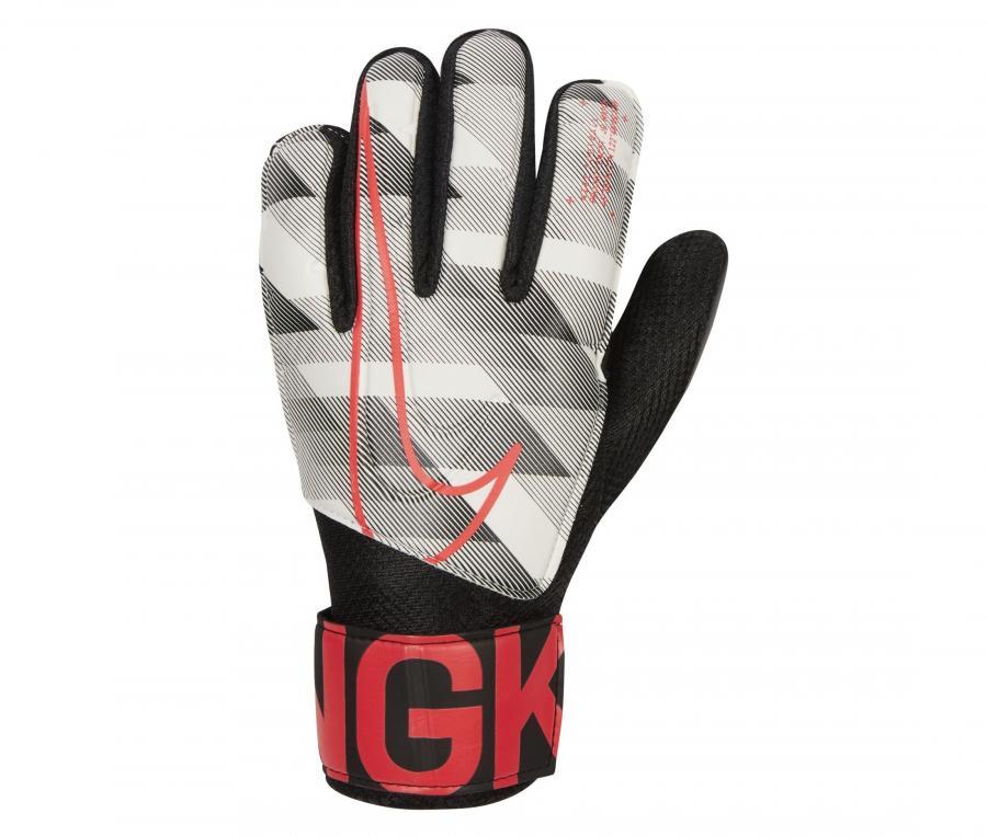 Gants Gardien Nike Match Noir/Blanc Junior