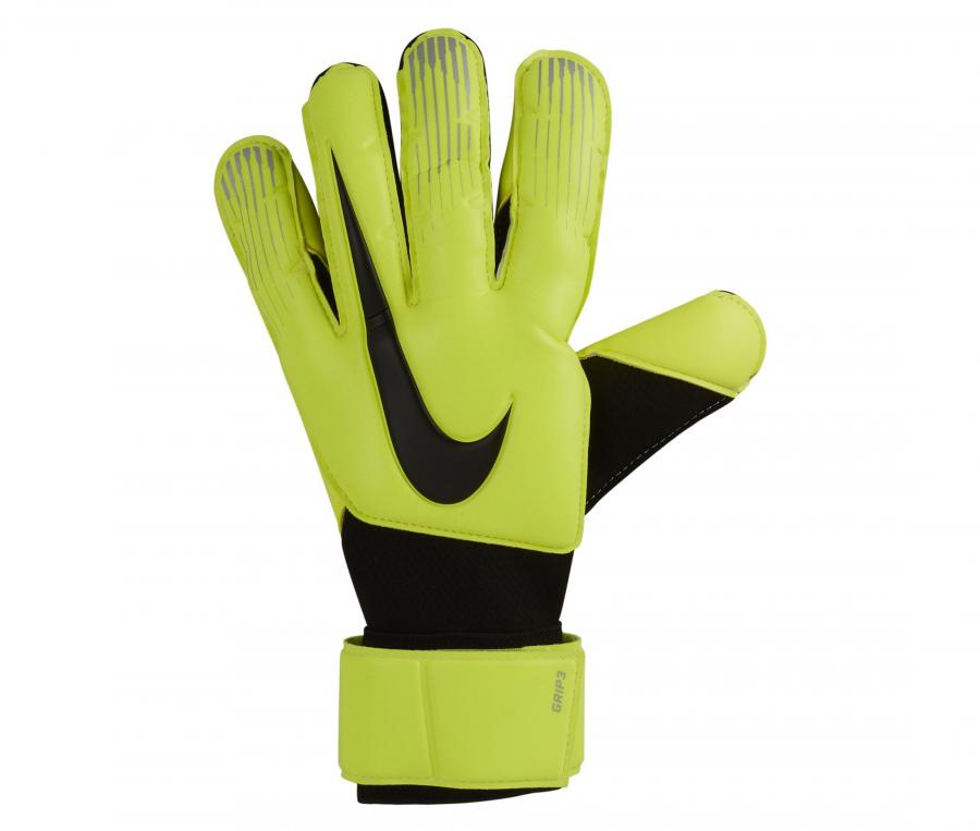 Gants Gardien Nike Grip3 Jaune