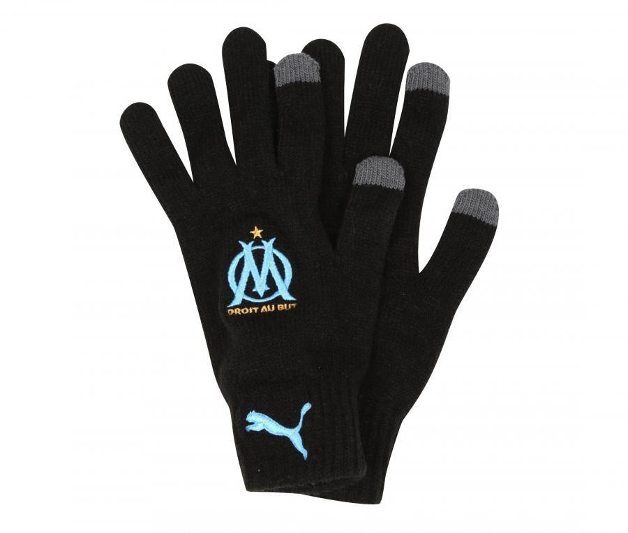 Puma OM Supporters Gloves Black