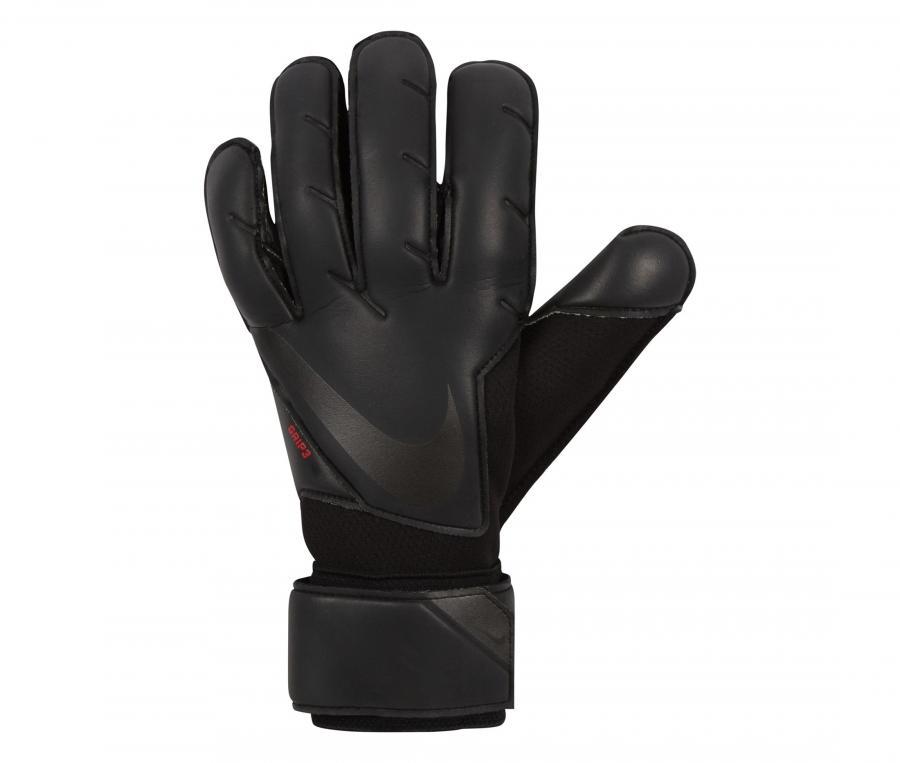 Gants Gardien Nike Grip III Noir