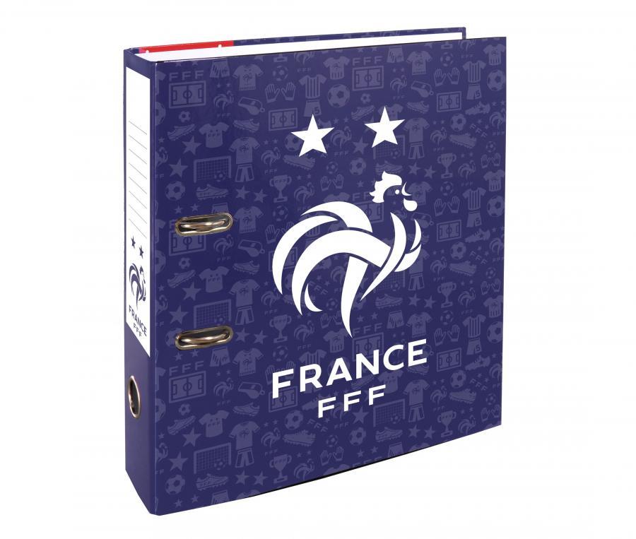 Classeur à levier France Bleu