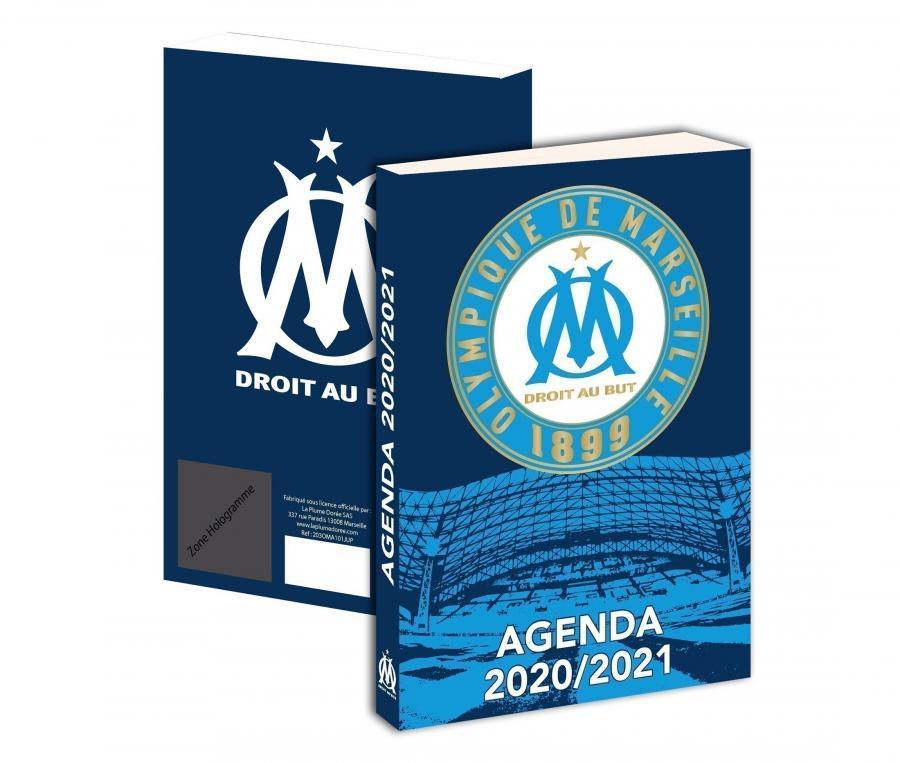 Agenda escolar OM 2020/21 Azul