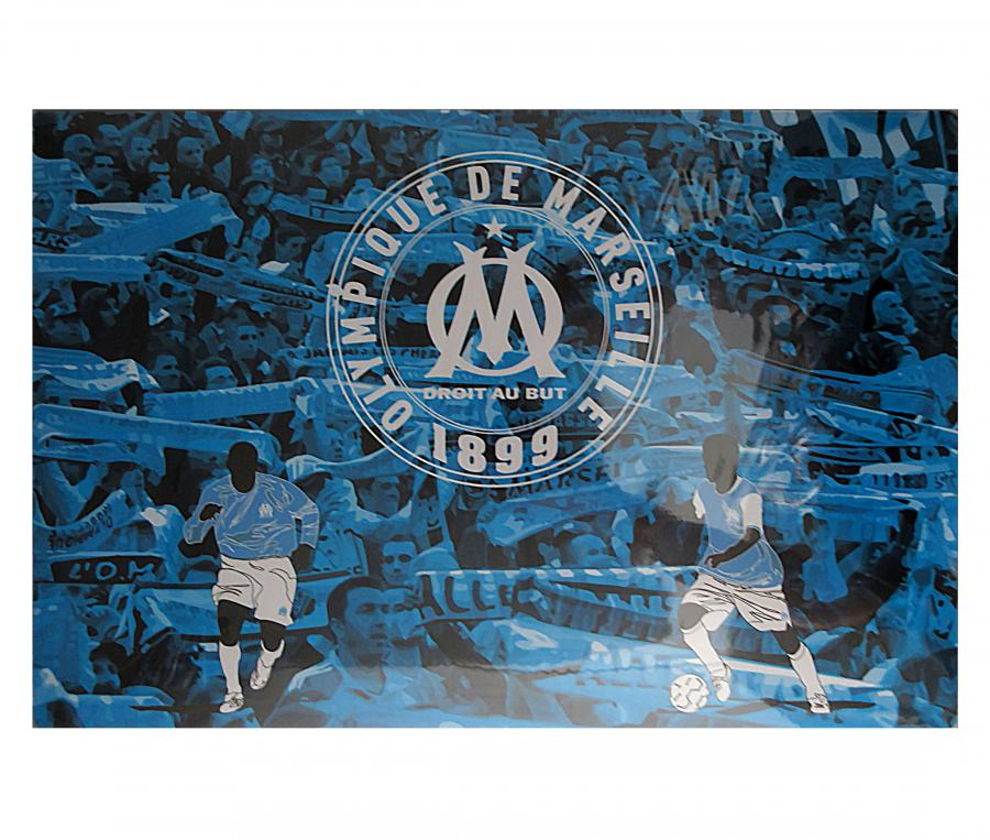 Carpetas de mesa OM Eva 60 x 40 cm Azul