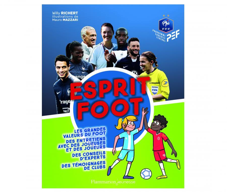 Livre Esprit Foot FFF