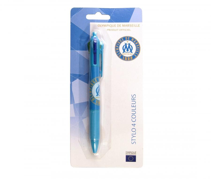 4 color pen OM Blue