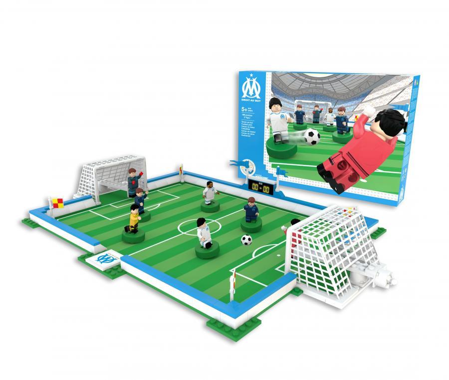 OM Nanostar Terrain de Football Game