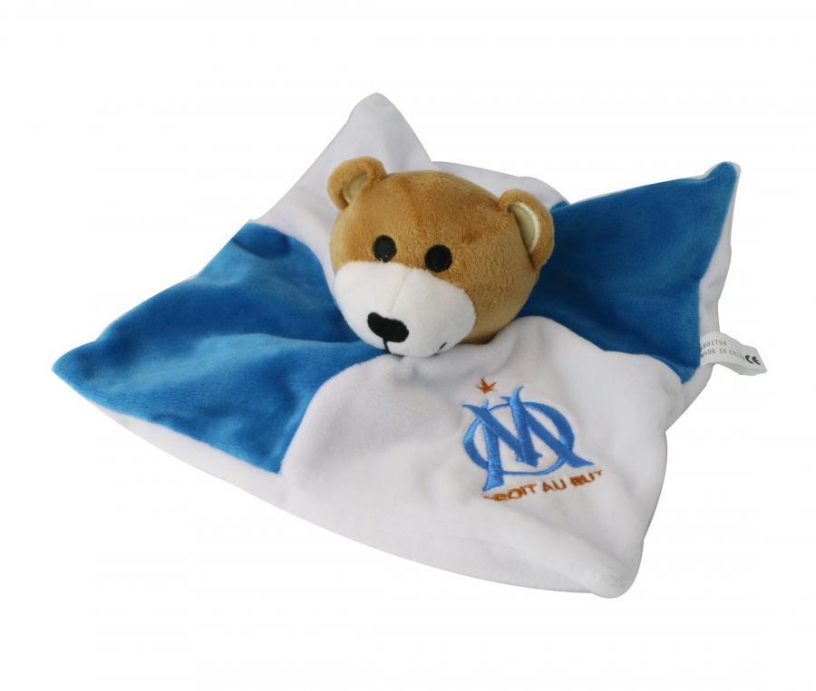 OM Bear Comforter