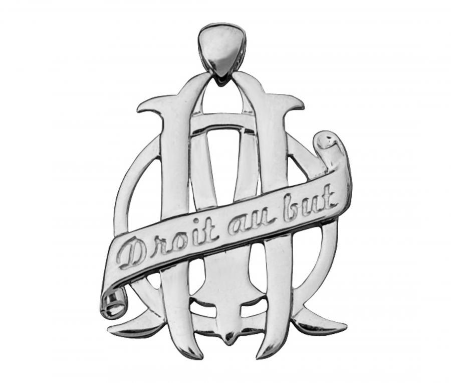 Pendant OM Vintage Silver
