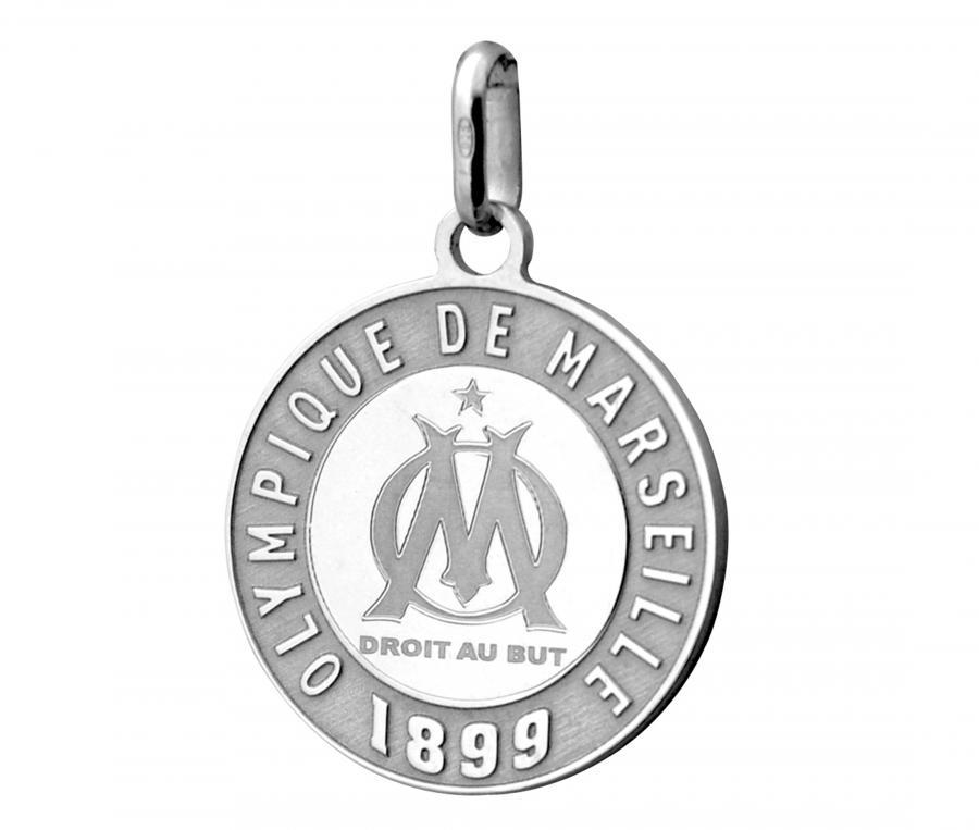 Pendentif OM Logo Argent