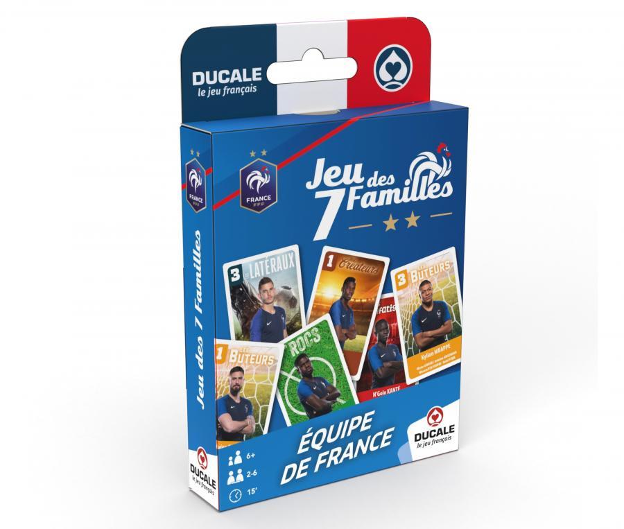 Jeux des 7 familles FFF
