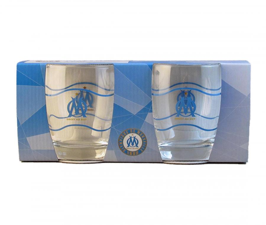 Set of 2 OM Glass of Water 34 CL