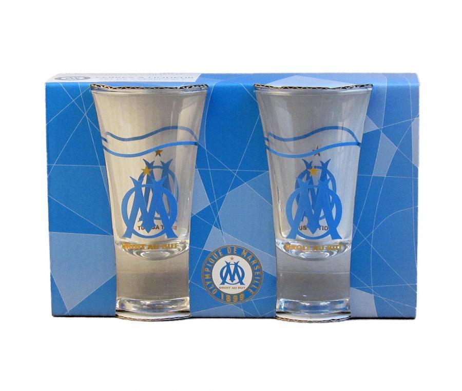 Set of 2 OM Liquor glass 6 CL