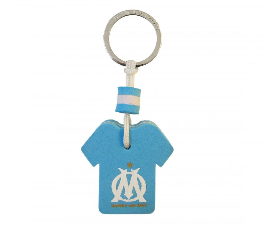 OM Key ring Blue