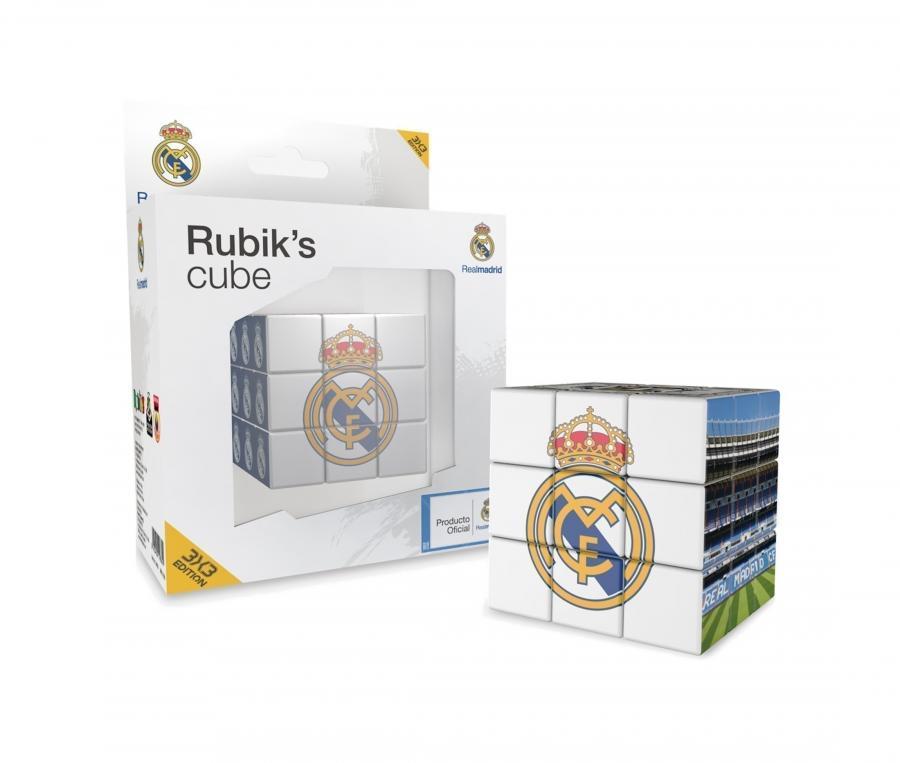 Rubik's Cube Real Madrid
