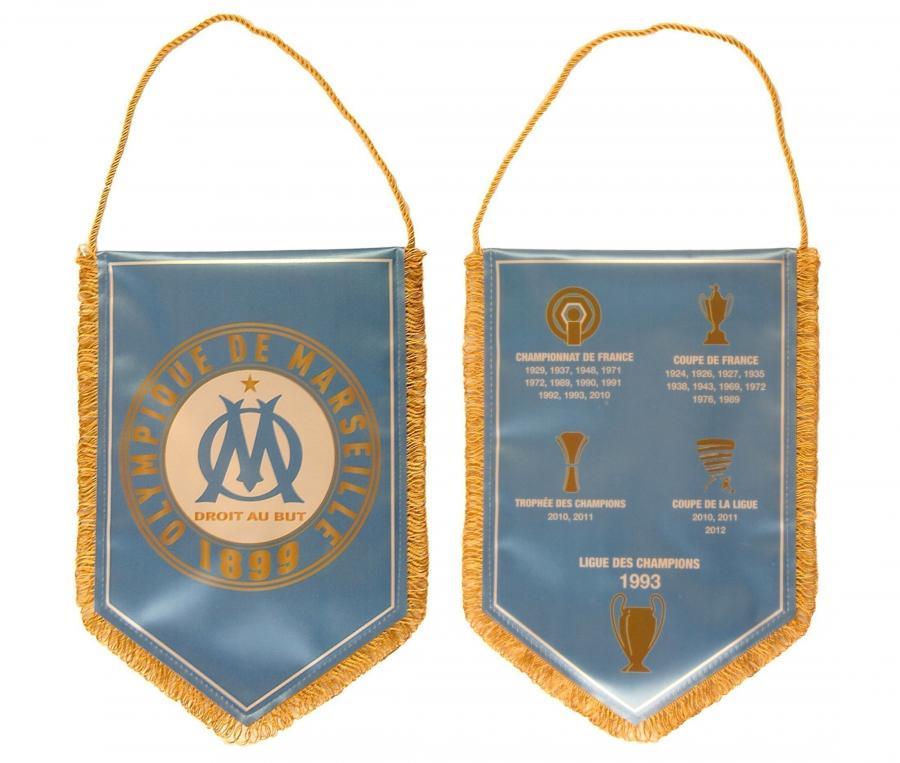 OM Track record Flag Blue