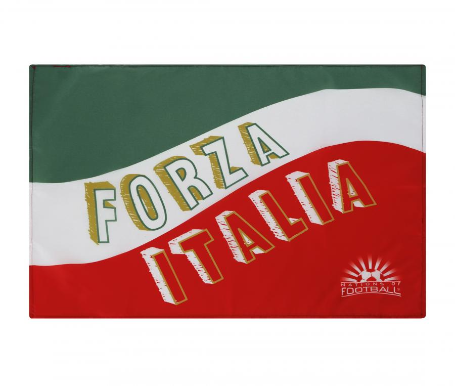 Drapeau Italie Vert/Blanc/Rouge