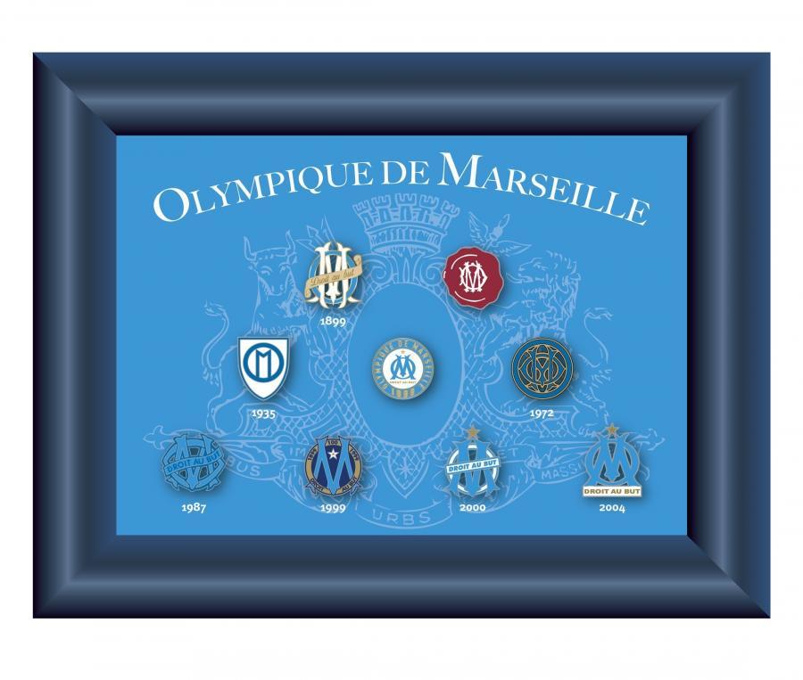 """OM Collection 9 """"Prestige"""" Badges"""