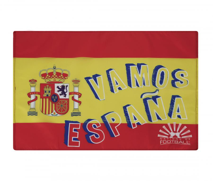 Drapeau Espagne Rouge/Jaune
