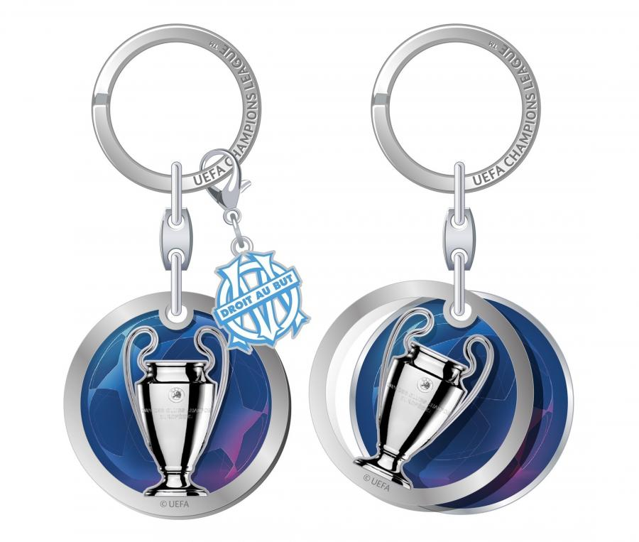 OM UEFA Champions League Key ring