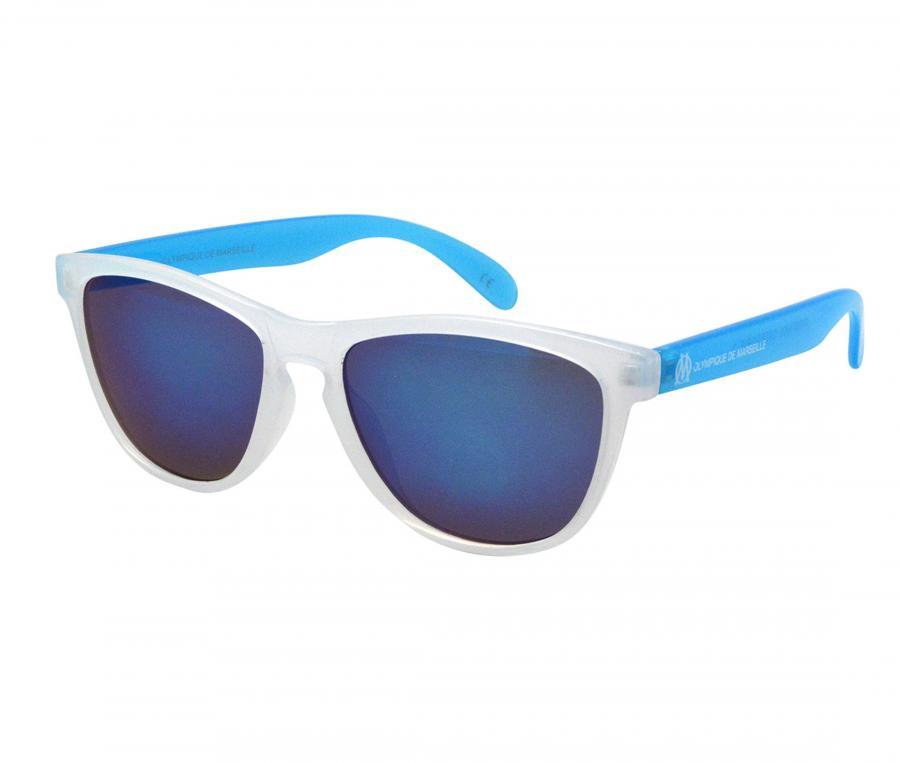 Lunettes de Soleil OM Bleu/Blanc Femme