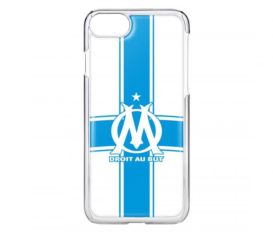 Smartphone Case OM Cross Transparent/Blue