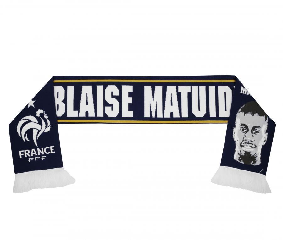 Echarpe FFF Blaise Matuidi