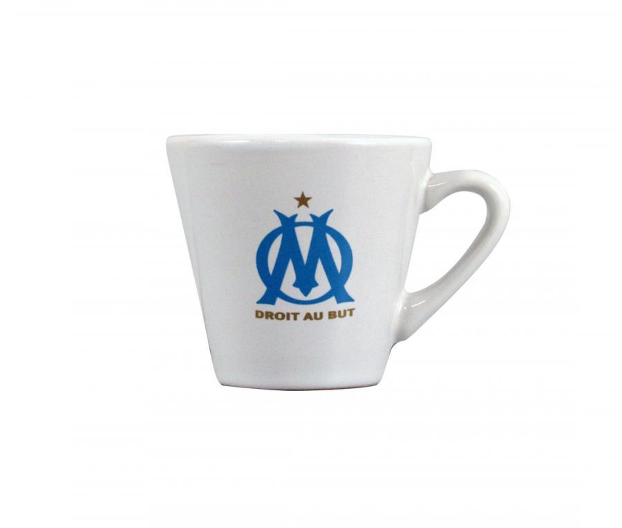 Lot de 3 Tasses à Café OM 80 ml Blanc