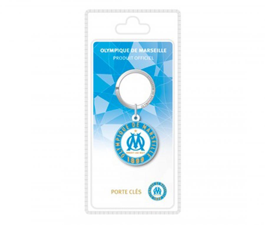 Porte Clefs Logo OM