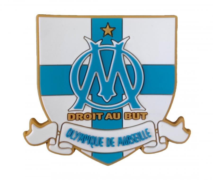 Magnet OM Logo Blanco/Azul