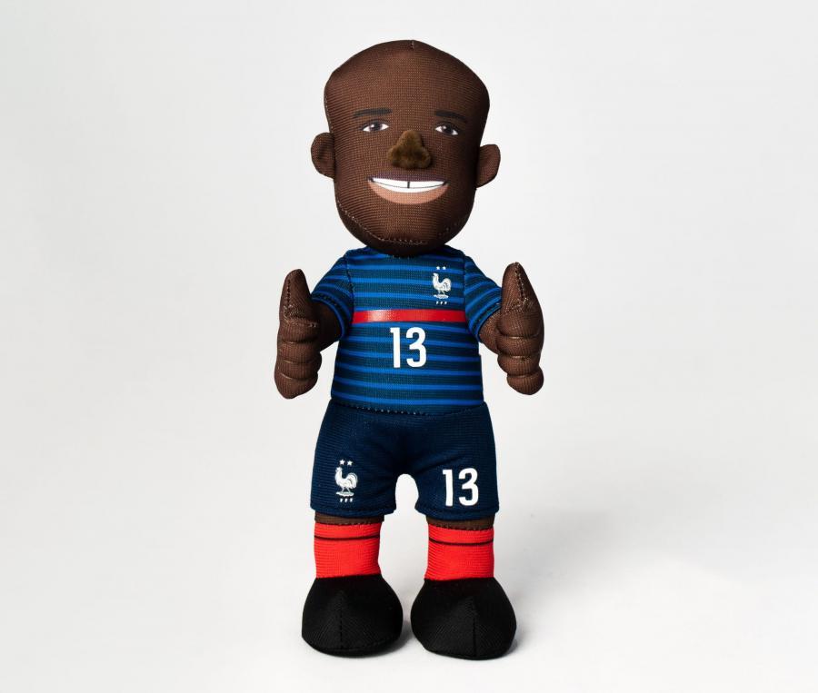 Poupluche FFF Ngolo Kanté