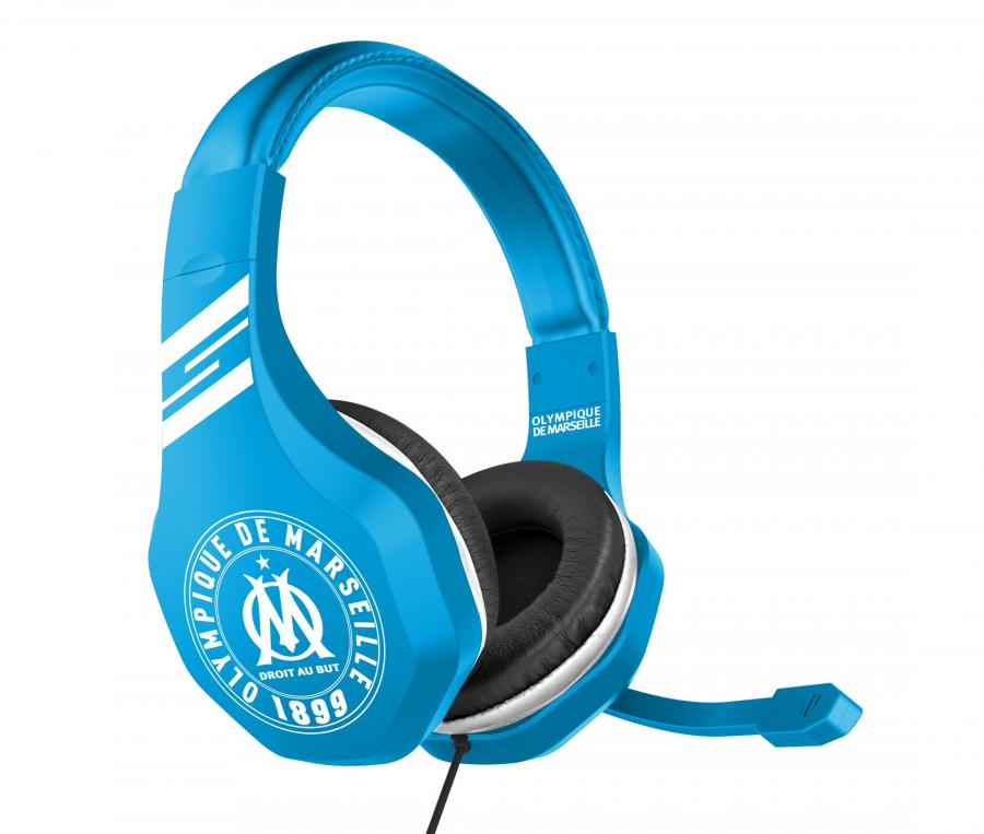 OM Gaming Headset for PS4/XBOX ONE Blue