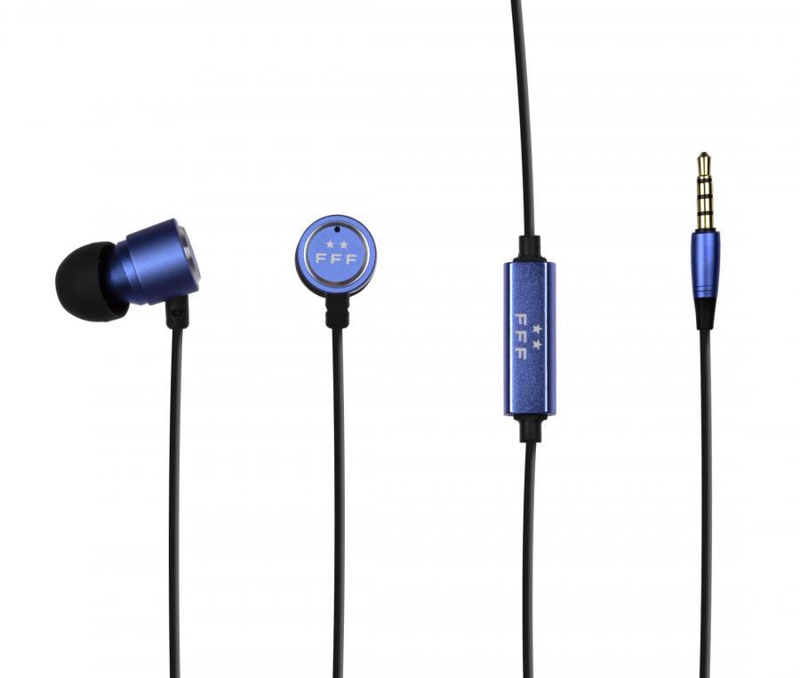 Ecouteurs intra-auriculaires Konix FFF Bleu